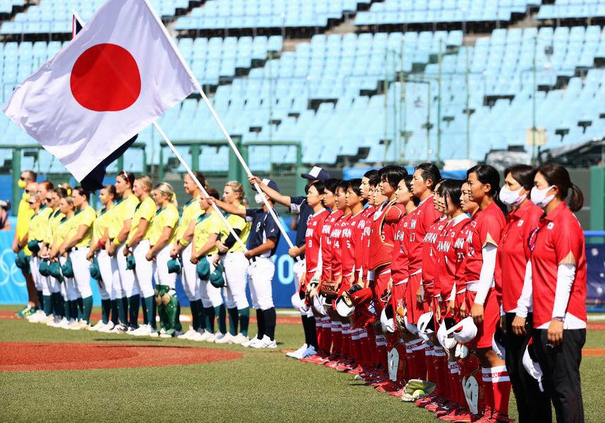 東奧7.21|今屆首場比賽 東道主日本女子壘球8比1挫澳洲(附表)