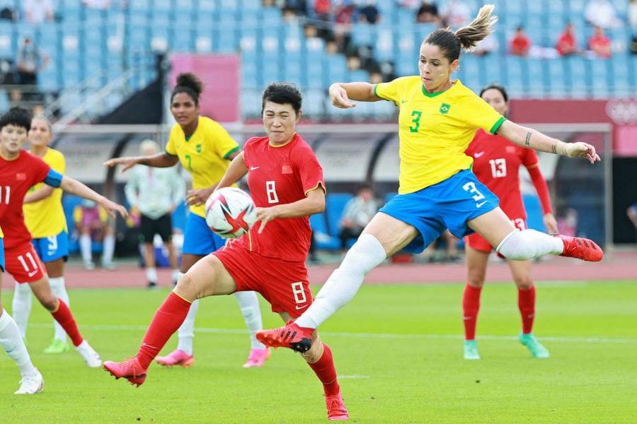 東奧7.21|中國女足首戰0比5大敗給巴西(附表)