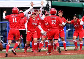 東奧7.22|日本女壘苦戰墨西哥險勝3比2 連贏兩場(附表)