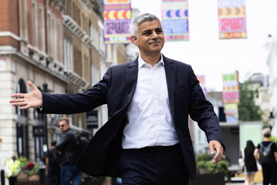 助香港移民定居倫敦 市長撥款近千萬港元支援