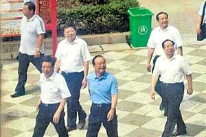 【北京觀察】為何胡、溫連續兩天成為頭條新聞?
