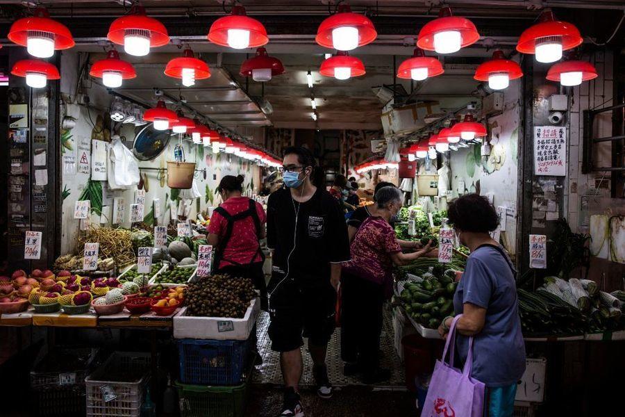 香港6月通脹升0.7% 牛肉鮮果漲逾11%