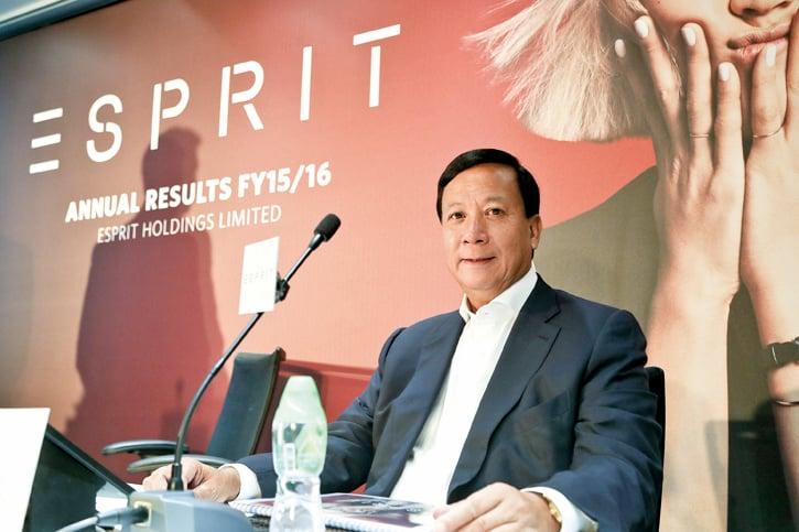 思捷環球財務總裁鄧永鏞相信電商收入將繼續錄得穩定升幅,支持集團業績及毛利表現繼續改善。(余鋼/大紀元)