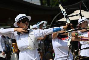 東奧7.23|韓霸佔女子射箭前三 20歲安山破奧紀錄 俄選手中暑昏倒(附表)