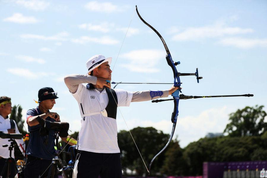 東奧7.23|韓17歲男箭手金濟德排名賽第一 射出43支10分箭(附表)