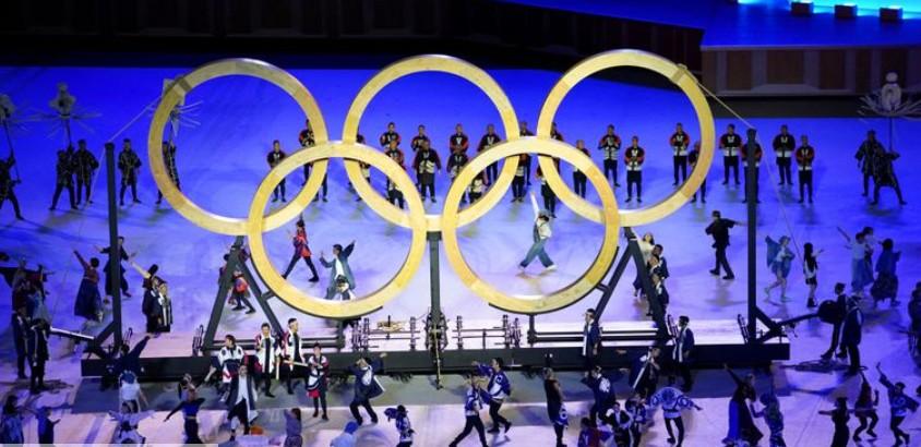 因疫情推遲的東京奧運終於迎來了開幕