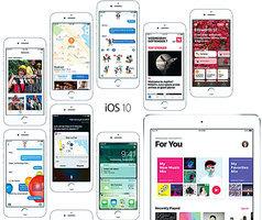 蘋果最新操作系統 iOS 10的九大變化