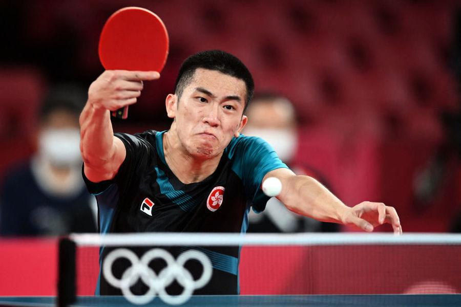 東奧7.25 港乒林兆恒連追三局扭轉劣勢 終4:3反敗為勝 周二對張本智和