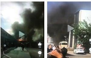 長春一棟建築起火 造成14人死26傷 多人跳樓逃生