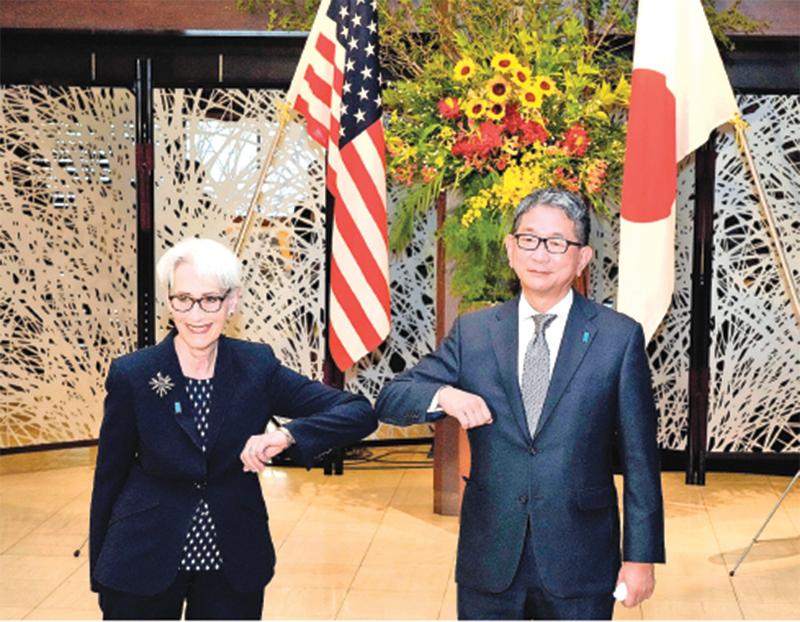 中美外交接觸一波三折誰尷尬
