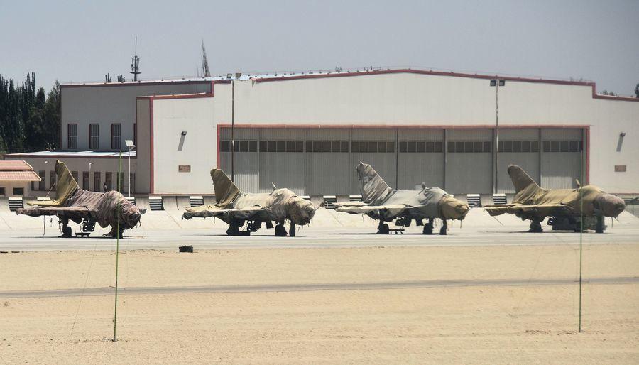 中共民用機場變身空軍基地 印度高度關注