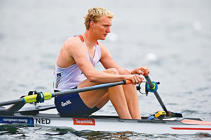 東奧首例 荷蘭划船選手出賽後確診