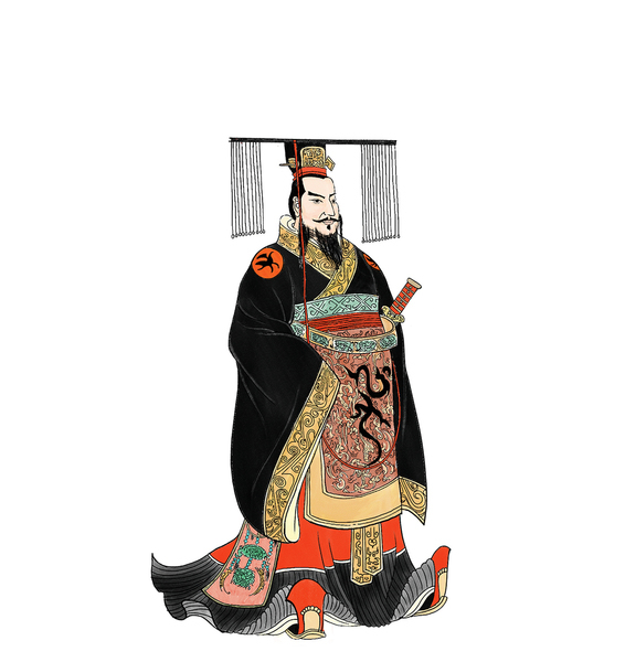 萬代始皇帝(9)---焚書坑儒真相