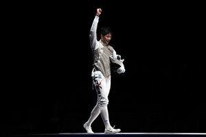 【最新】東奧7.26 港隊張家朗15:11擊敗對手贏得金牌