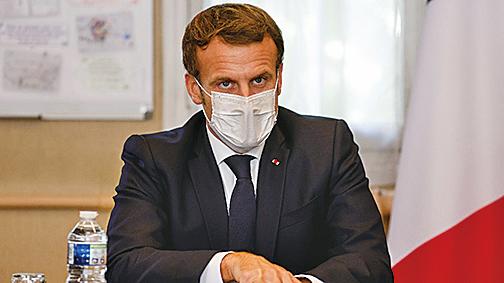 法國批准法案 就餐和國內旅行需健康通行證