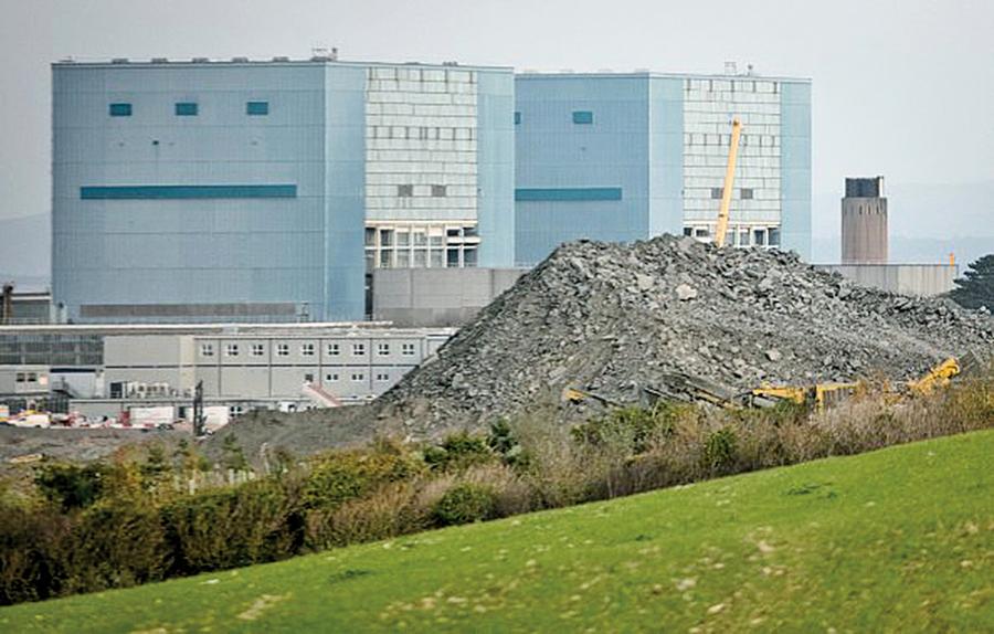 英國考慮將中廣核從核電項目移除