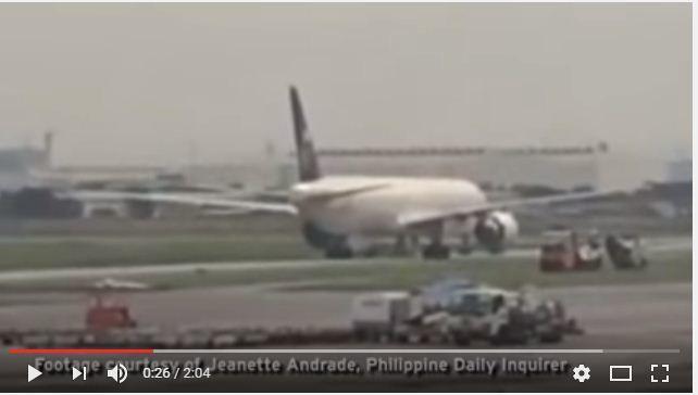 劫機按鈕遭誤按兩次 沙特班機降落後被隔離
