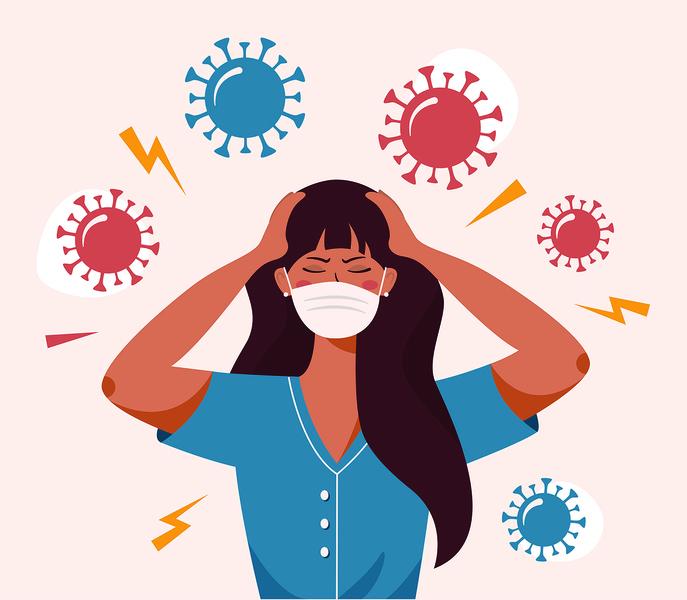中共病毒對腦神經會造成後遺症?