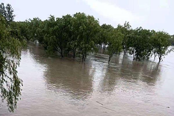 【一線採訪】颱風再登浙江27條河發生超警洪水