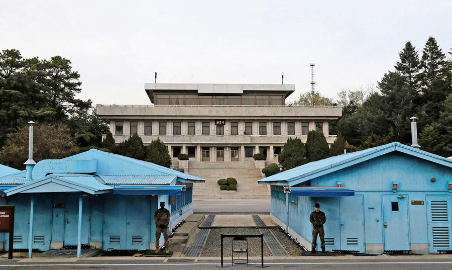 中斷一年多 兩韓熱線再通