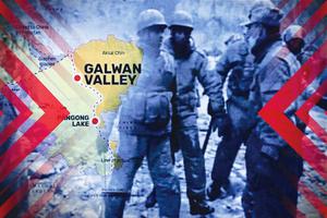 【時事軍事】中印邊境續對峙 共軍暴露軍事劣勢
