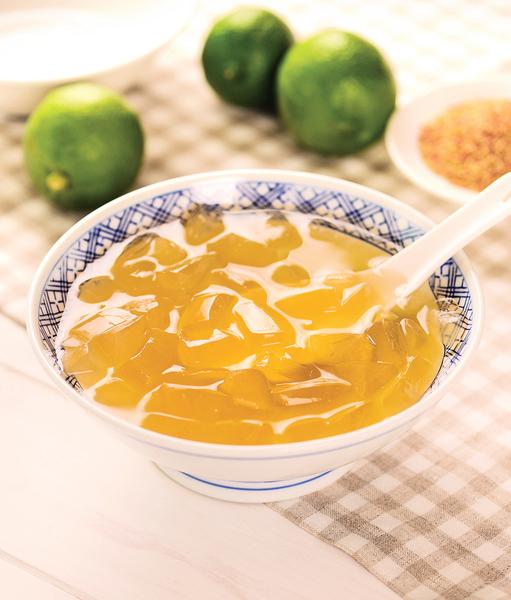 台灣特有種愛玉 美味的天然果凍