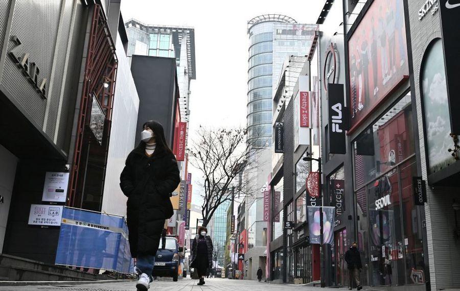 韓國面臨疫情快速擴散 7月消費者信心全線下挫