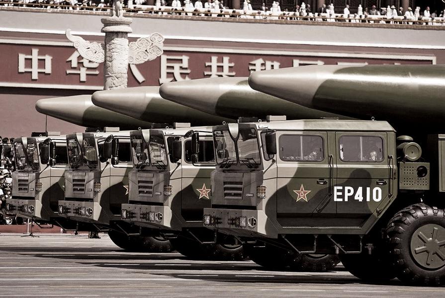 美國發現新疆第二處秘密核武庫