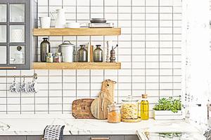 打造屬於自己的廚房