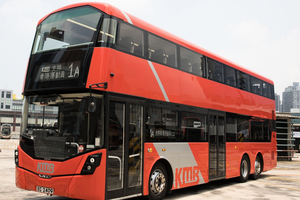 祝賀何詩蓓奪銀 九巴宣佈每位港隊運動員可為一輛九巴巴士命名