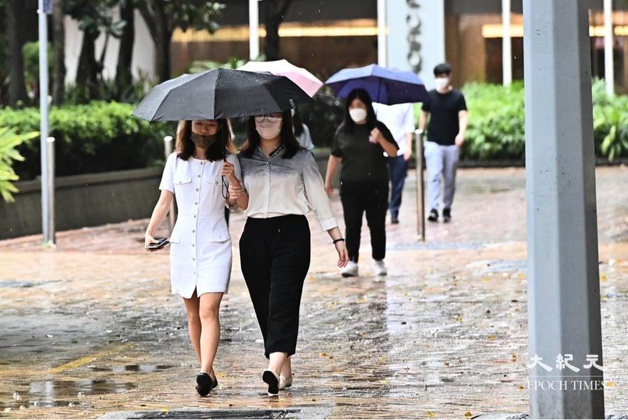 受活躍西南氣流影響 今起連續五日雷暴