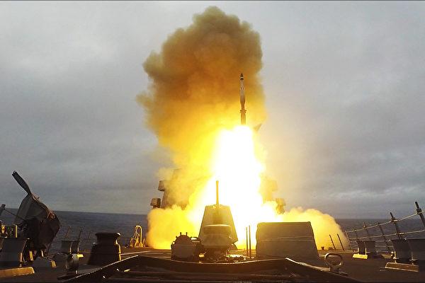 台美聯合實射導彈 台「航母殺手」交艦 戰力升級