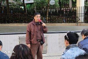 澳門立法會選舉民主派遭DQ  吳國昌:估計屬北京之意