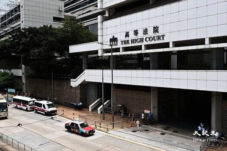 唐英傑被定罪將判刑  香港監察:為政治審判鋪路