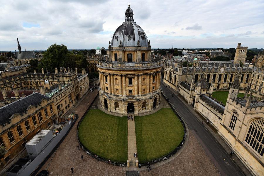 【英國升學貼士】牛津大學的開學大典——Matriculation