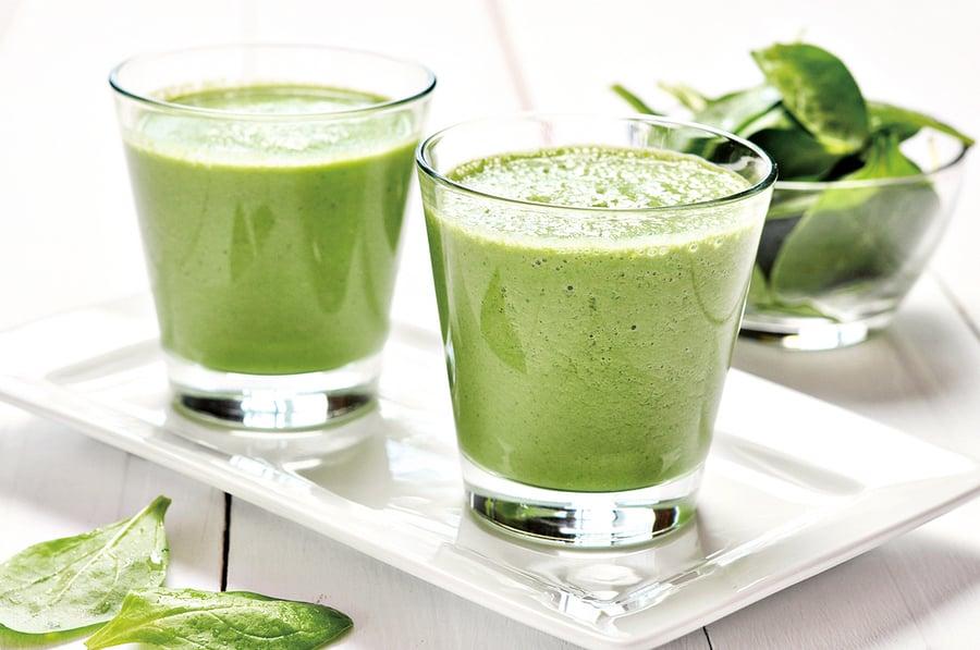 美味營養果蔬汁 助你提升免疫力