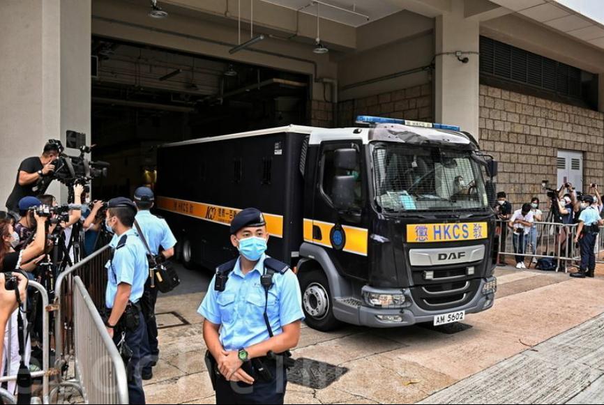 國安法首案唐英傑判囚9年 鄭文傑:港法治完全摧毁