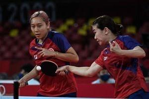 東奧8.1|女乒團港隊3:1擊敗巴西 晉級八強