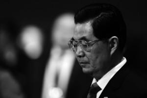 傳胡錦濤致信政治局 習李王與胡在中南海會談