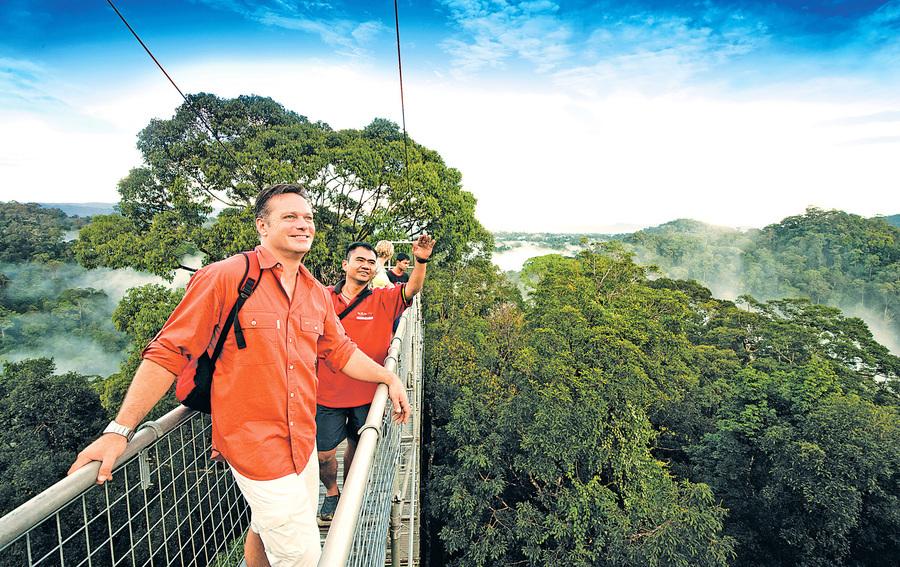 跳出煩囂 出走汶萊―― 擁抱自然的悠閒之旅