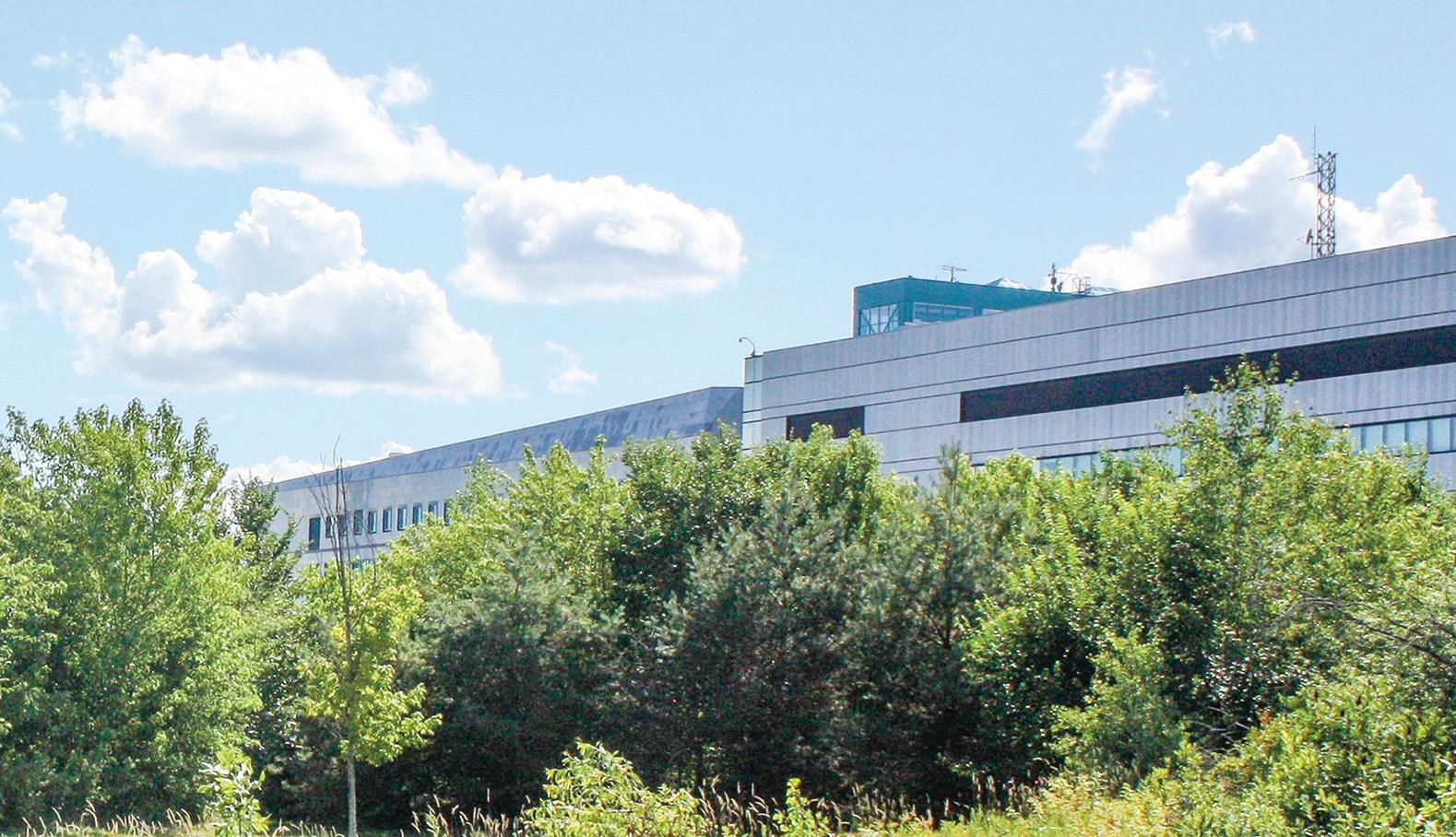 位於安大略省渥太華的CSIS總部。(公有領域)