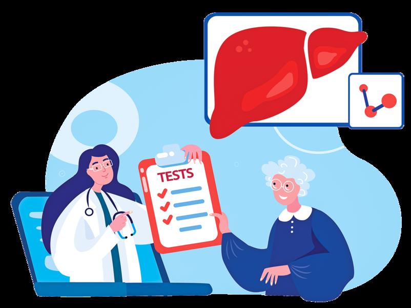 保衛肝臟最好的方法為何? 定期健康檢查是上策