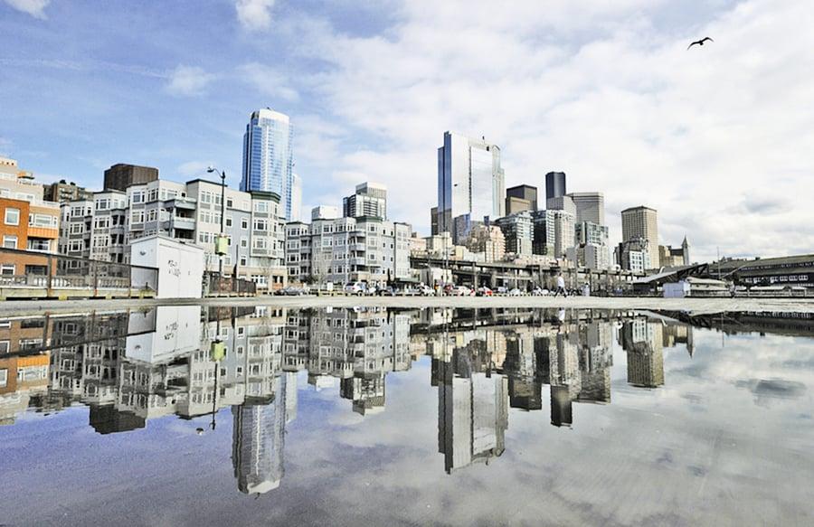 中國人湧入西雅圖樓市