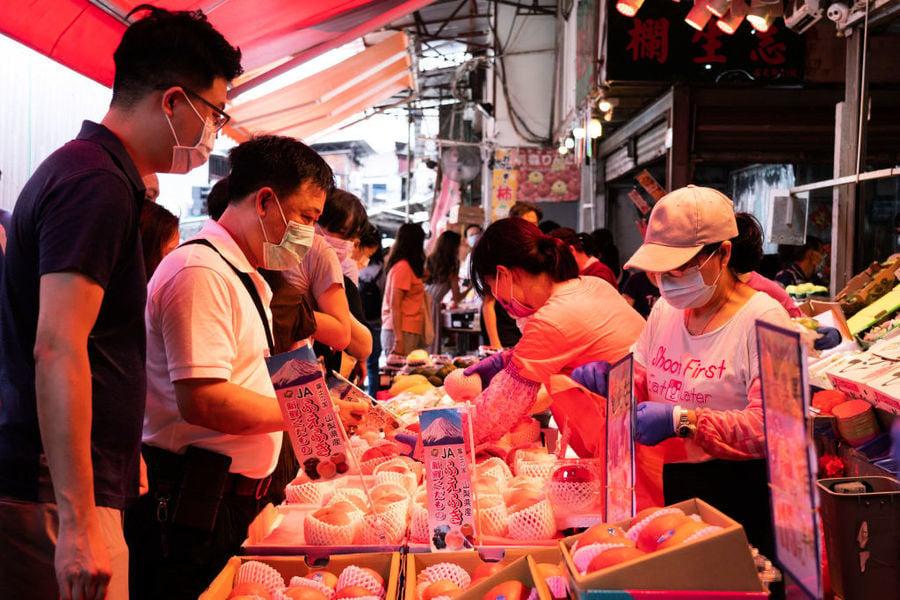 香港6月零售銷售額年增5.8% 較上月大幅放緩