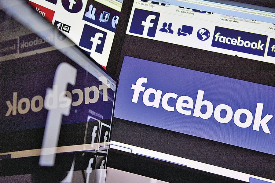 Facebook在中國賺取巨額利潤