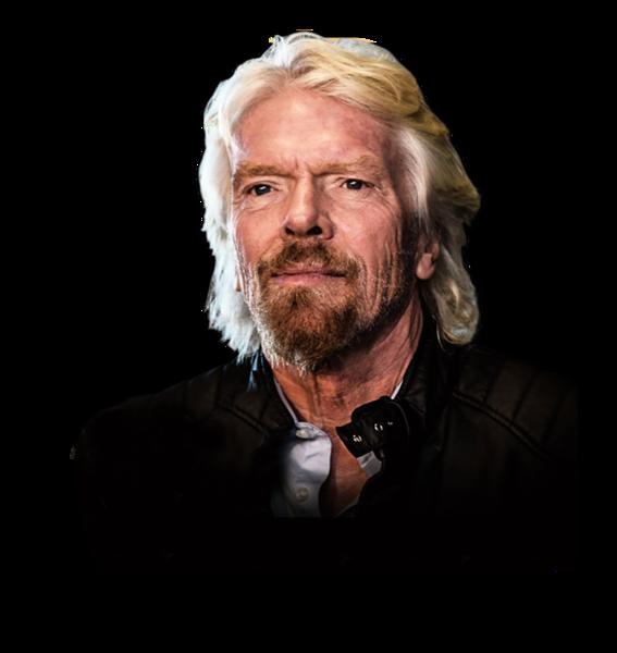 全球首位登太空富豪布蘭森顛覆 傳統富豪形像