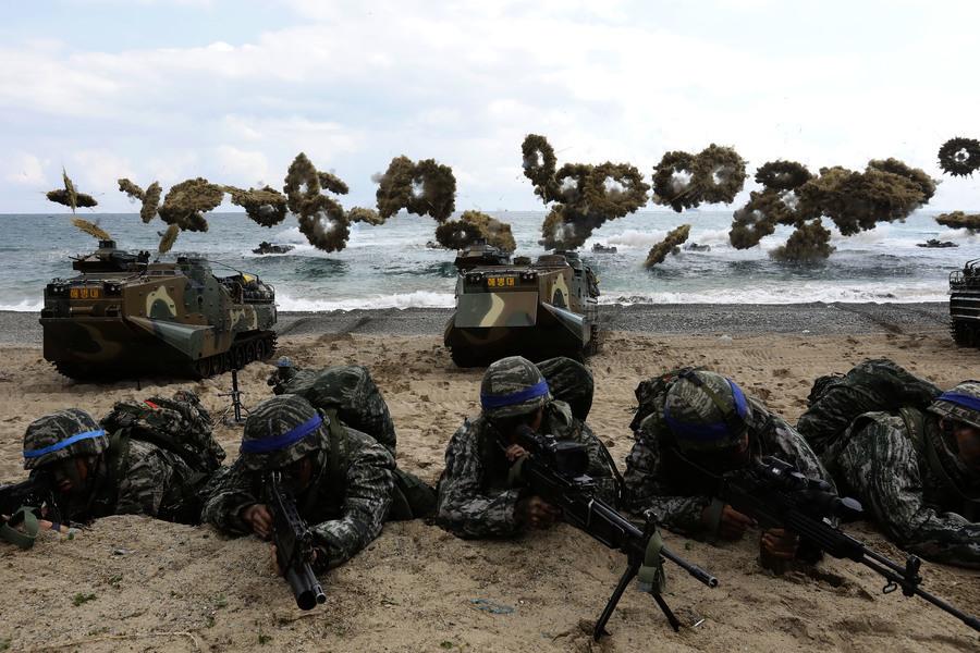 【軍事熱點】美韓軍演在即  金正恩妹妹金與正發出威脅