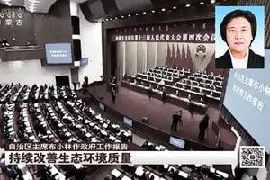 太子黨布小林卸職 內蒙古行政一把手換人