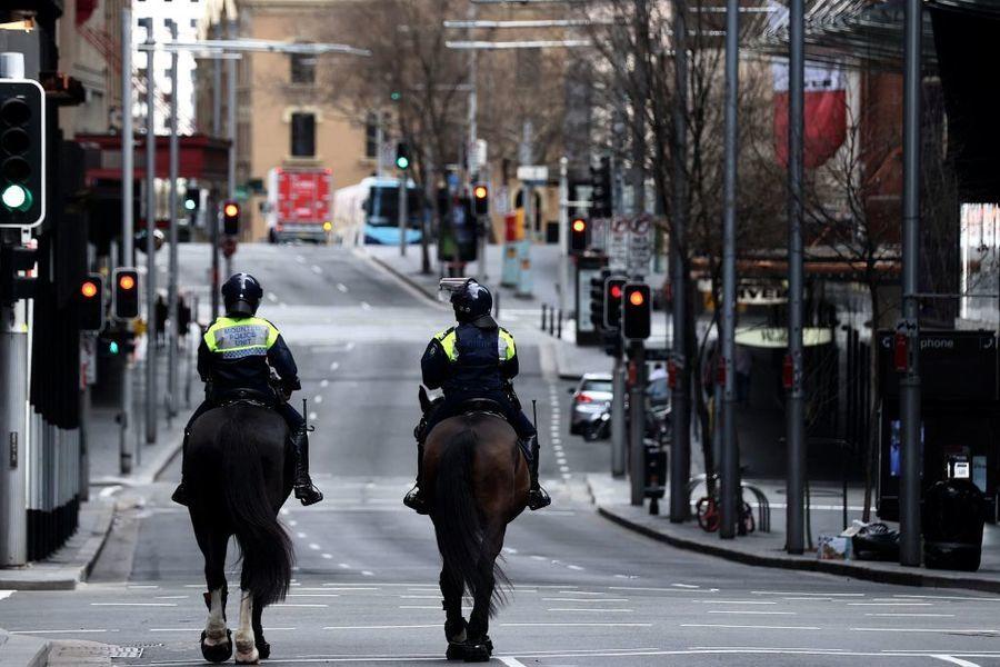 澳洲疫情危機加大 儲銀將重新考慮經濟刺激方案