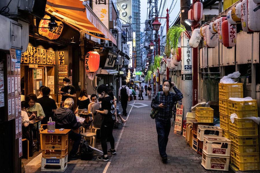日本6月通脹9個月來首度回升 疫情擴散壓抑內需市場